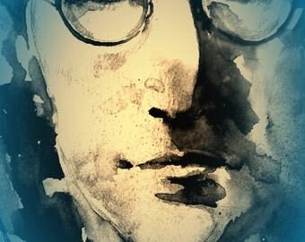 John Lennon - GIANT CANVAS PRINT