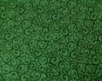 Lucky Shamrocks Green by Timeless