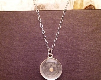 Mustard Seed of Faith, Simply Silver Sterling Pendant