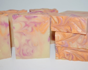 Monkey Farts Handmade Cold process Soap
