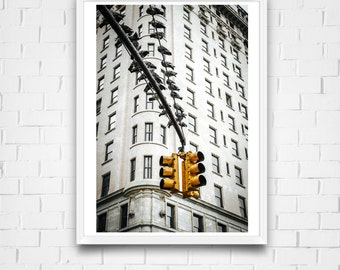 New York City, The Plaza – Unframed Fine Art Photograph