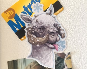 Tauntaun STAW WARS Fridge Magnet!