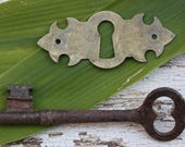 Escutcheon Key Hole Covers Brass Decorative