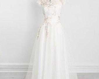Blossom Ethereal Wedding Dress