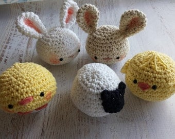 Easter Rattles