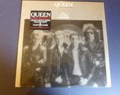Queen The Game Vinyl Record with Promo Sticker 5E-513 1980