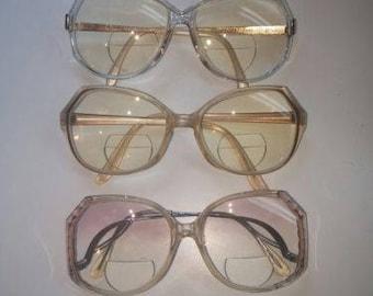 Vintage Eyeglasses Rodenstock Anita and Sybille