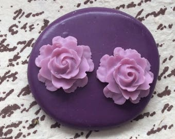 Roses flexible silicone mold