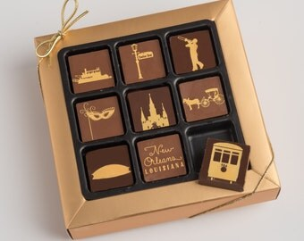 New Orleans Chocolate Box Collection