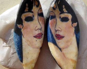 Modigliani Droppers#2