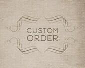 Design Deposit for Hannah
