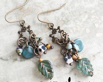 E051 CHARMED Earrings