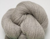 Stone Heather Recycled Extra Fine Grade Merino Lace Weight Yarn, EFM00243