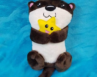Otterly Adorable - Plush Otter