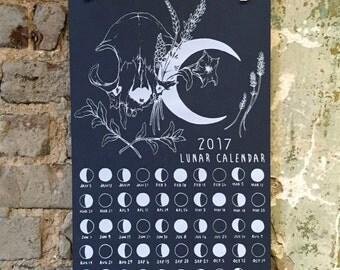 Lunar Calendar 2017 **HALF OFF**