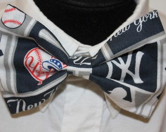 New York Yankees Bow Tie