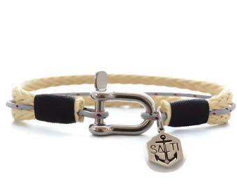 Men's Bracelet SALTI Nautical Bracelet '3rd Wave' FREE Worldwide Shipping
