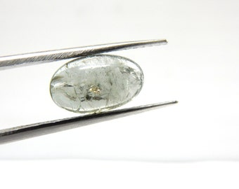 Tourmaline-Cabochon Super Top AAA Quality Natural Size 7X12mm--Height 5MM Weight - 3.25Ct-100% Natural Wholesale Price