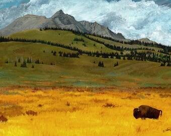 Original Painting: Autumn's Arrival