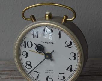 Vintage Jantar Alarm Clock