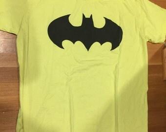 Neon Batman Shirt