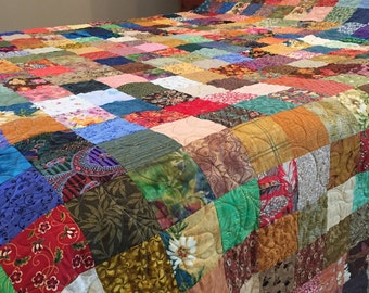 Queen Quilts - Farmhouse Quilts - Quilts - Queen Blankets -  Handmade Quilts- Traditional Quilts - 6
