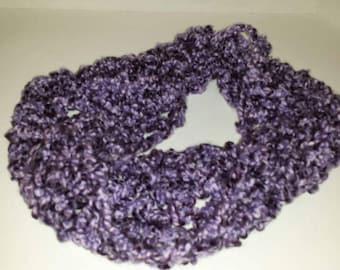 Crocheted Cozy Cowl