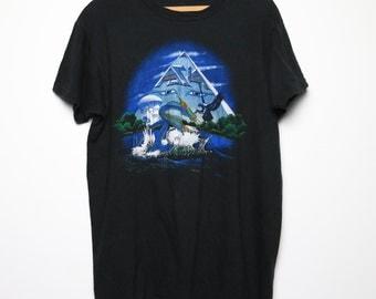Asia Shirt Vintage tshirt 1983 Invasian Tour concert tee John Wetton band rock 1980s Original