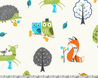 Forest Fellows 2 - Animals Forest Wild by Sea Urchin Studio from Robert Kaufman