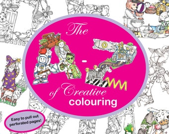 The A to Z of Creative Colouring