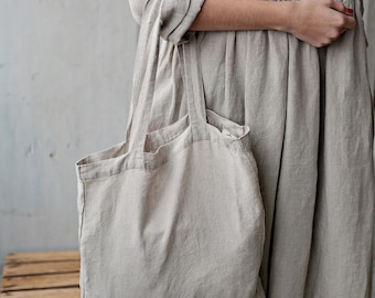Womens Bag, Linen Tote Bag, Big Bag, Grocery Bag, Shopping Bag, Shoulder Bag, Travel Bag, Messenger Bag, Beach Bag, Large Bag