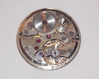 Antique 40mm  Pocket Watch Movement