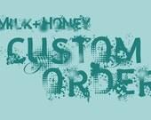 Custom Order for mikazukicrescent