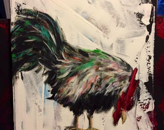 Stedman the Rooster