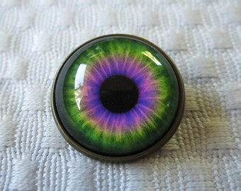 Sew on glass eyes,glass eye buttons, eye buttons