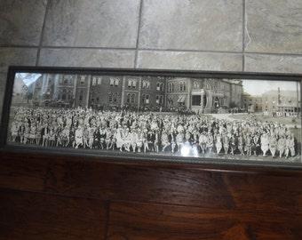 Zonta Club 1929 Black and white framed photo