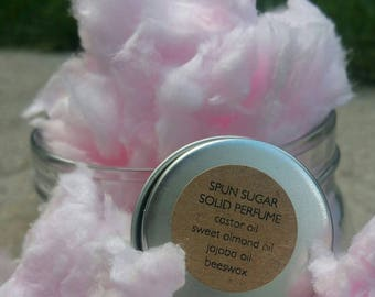 Spun Sugar Solid Perfume