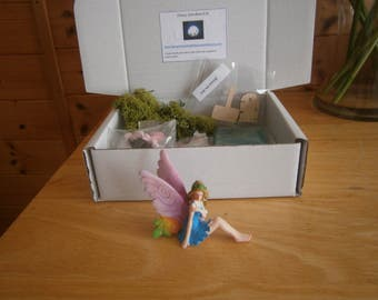 Fairy Garden Kit for teacup or small container Last ones
