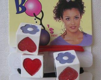 Vintage 90's Goody Bo Bo's Hair Ties