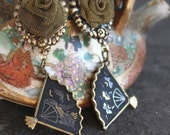 Assemblage Earrings, Asia...