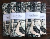 Tote bag- Cornish village design by Lou Tonkin