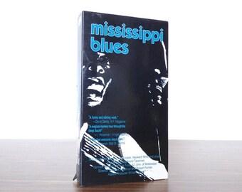 Movie Sale 1987 Art House Mississippi Blues Documentary History Music Video Bertrand Tavernier