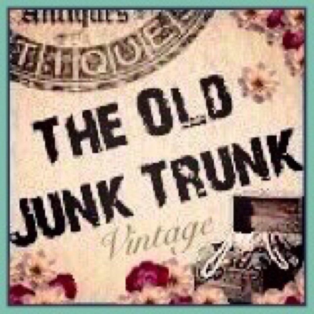 TheOldJunkTrunk - Antique Vintage Jewelry🌺Old Time Treasures🌺Cool Finds