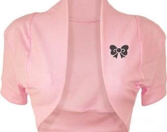 Tiniez Pink Shrug