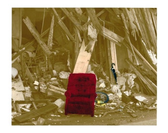 Katrina Survivor: Last Seat in the House