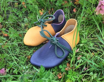 14th Century Children's Shoe
