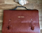 satchel journal - a6 - personalise it!
