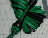 BDSM Flogger - leather whip - Adult Kink Toy  - Custom Leather Flogger