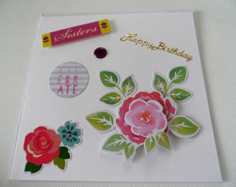 Cards - Birthday Cards - Handmade Cards - Any occasion cards - Made in Australia - unique cards - Happy Birthday