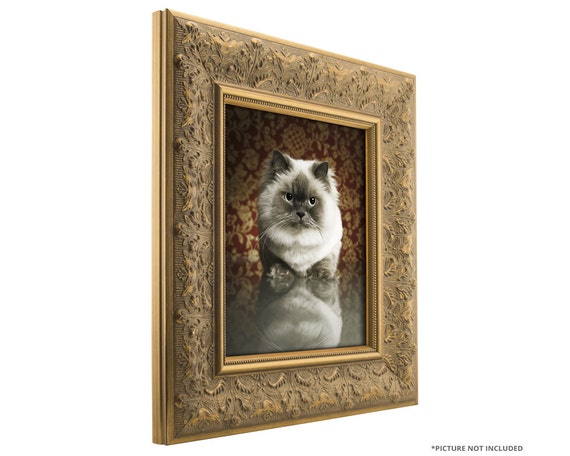 craig frames 12x12 inch gold and bronze picture frame borromini 3 5 wide 94721212 from. Black Bedroom Furniture Sets. Home Design Ideas